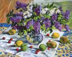 Belevich Andrei. Lilac And Its Friends