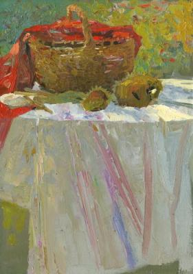 A Still Life in Open Air