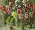 Rudin Petr. Still life with flowers