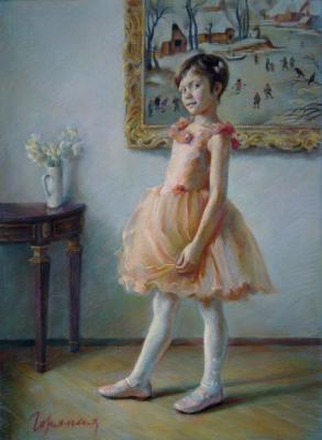 Little dancer.