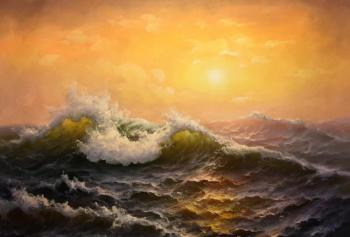 Waves. Minaev Sergey