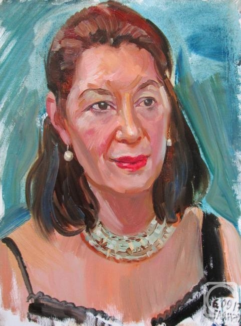 Painting «Mexican artist Georgina Gomez» — buy on ArtNow ru
