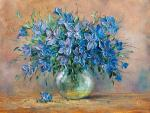 Generalov Eugene. Summer bouquet in a vase