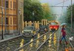 Картины на тему «Транспорт»