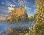 Svinin Andrey. The first rays of autumn