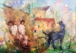 "Kezevadze David. ""Guests in the City of N"""