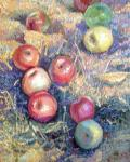 Rikun Olga. Autumn apples