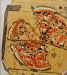 Картины на тему «Натюрморт с пиццей»