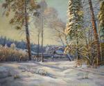 Купить зимний пейзаж
