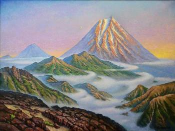 My Kamchatka (Volcanoes). Stepanov Pavel