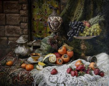 Panov Eduard. Still life with ftuits