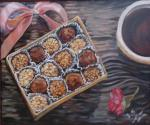 Картины на тему «Натюрморт с конфетами»