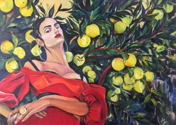Lemon Tree. Zyablikova Anastasia