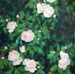 Berestova Ksenia. Rose bush
