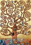 Zhukoff Fedor. The Tree of Life (based on paintings by Gustav Klimt)