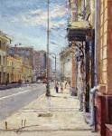 Glazkov Denis. Moscow Sonata №2. The Great Lubyanka.