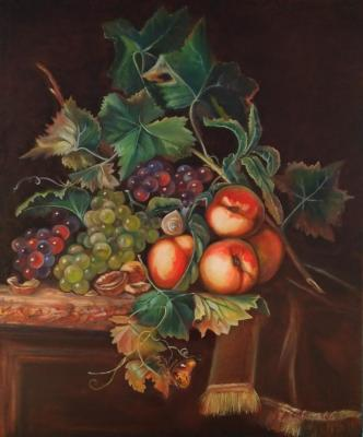 Dutch still life. Suvorova Ekaterina