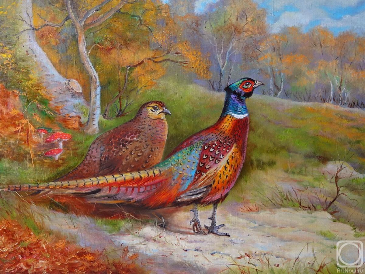 фэнтези картинки фазаны смотря позднее