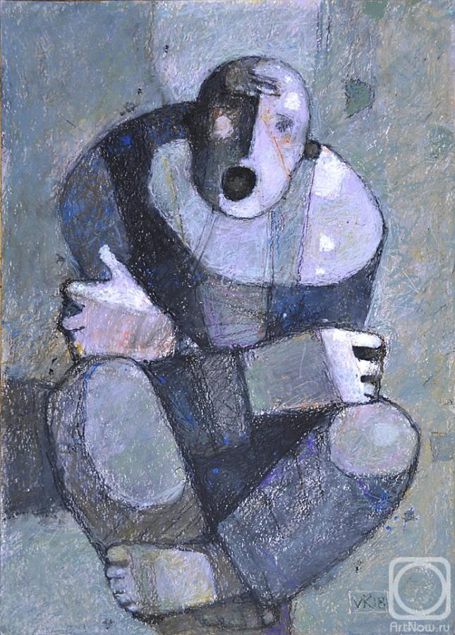 отчаяние в картинах художников том