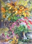 Charina Anna. Country bouquet