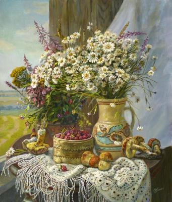 Panov Eduard. Summer joy