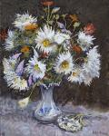 Korhov Yuriy. July bouquet