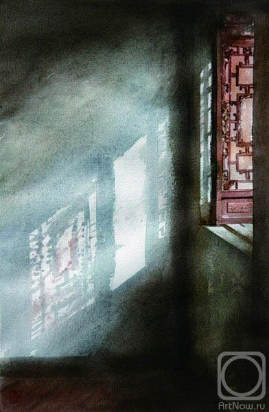 Window Light.  Аннотация: китайские работы, сделаны в Ченду, Сычуань, была на 2 выставках, есть в каталоге.
