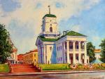The Minsk city hall. Fedosenko Roman
