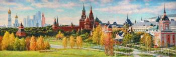 Happy birthday, Moscow!. Razzhivin Igor