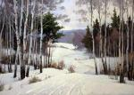 Pryadko Yuri. One short winter day