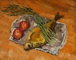 Small grocery stores, still life