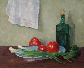 Still Life with Onion. Alexandrovsky Alexander
