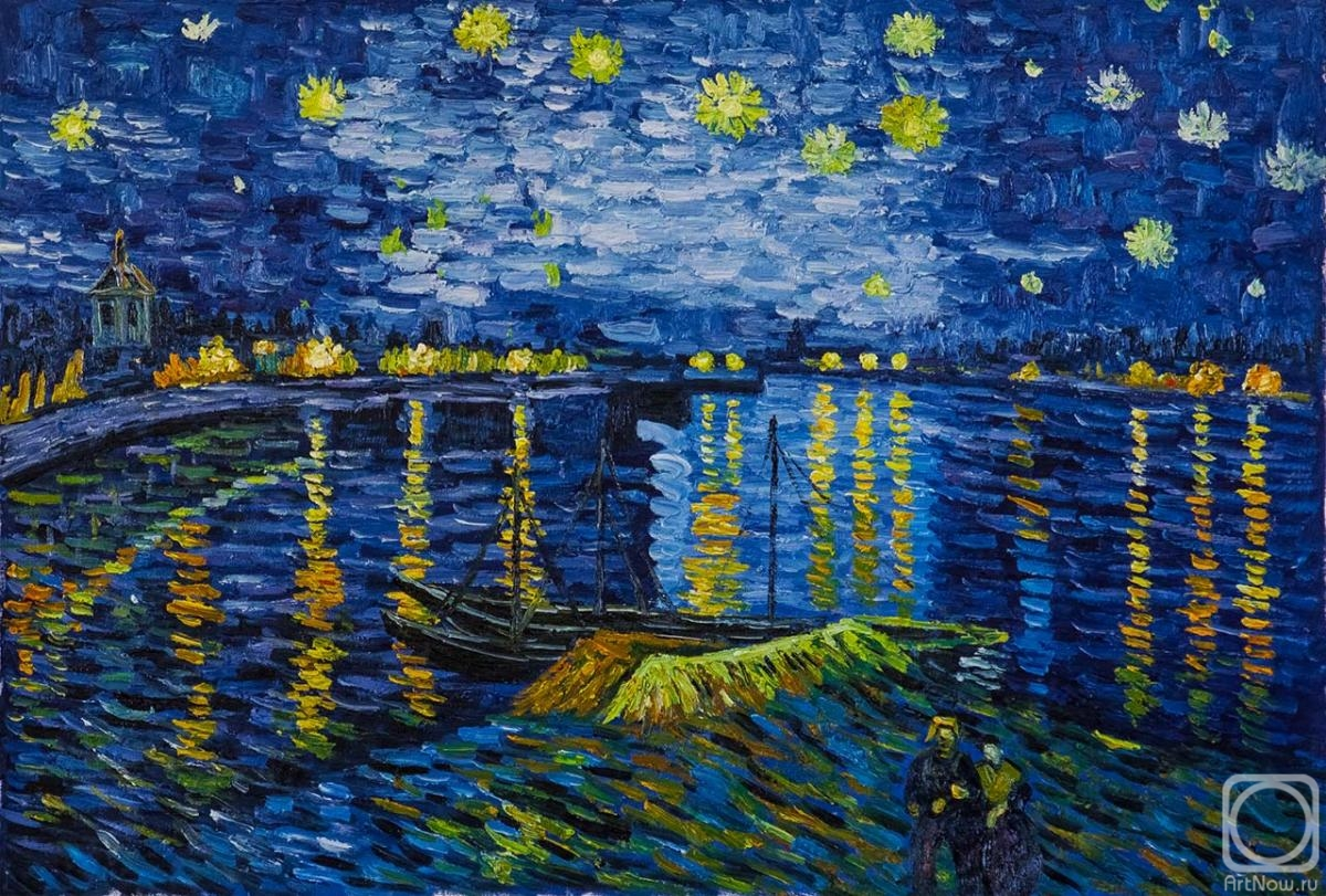Starry Night Meaning Of The Vincent Van Gogh Landscape