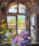Charina Anna. Old window