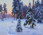Panteleev Sergey. Winter is the villain