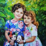 Simonova Olga. Girlfriends sisters