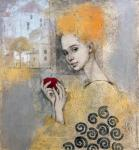 Spiktorenko Liliana. Red Apple