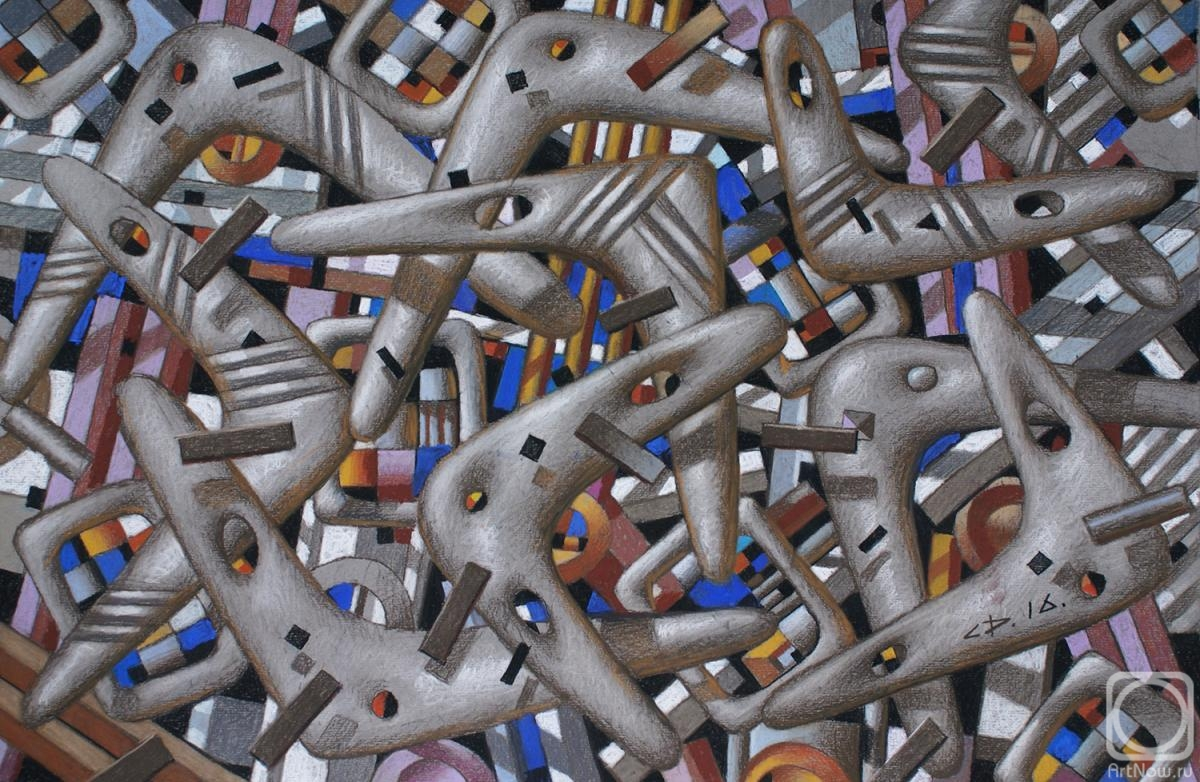 Dergun Sergey. Boomerangs