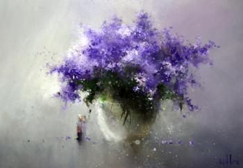 Once again about lilac. Medvedev Igor