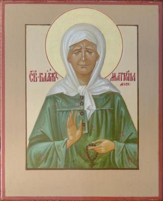Blessed Matrona of Moscow