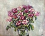 Gerdt Irina. A bouquet of roses