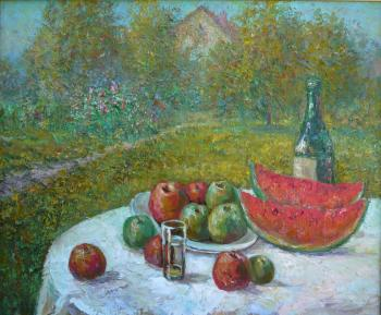 Stydenikin Yury. Country still life