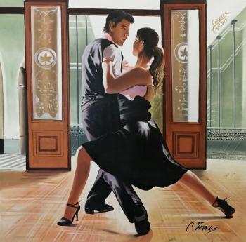 Forever Tango N2. Vevers Christina
