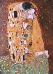 Одна из моих САМЫХ любимых картин Поцелуй.  Гюстав Климт.  Каляка Баляка.