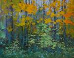 Averchenkov Oleg. Not yet fallen leaves