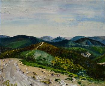 Gelendzhik. The road to the tops. Stolyarov Vadim