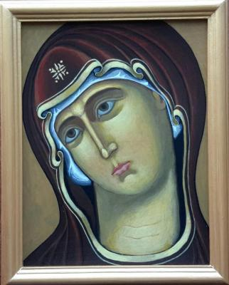 "Markoff Vladimir. Icon ""Mother of god"