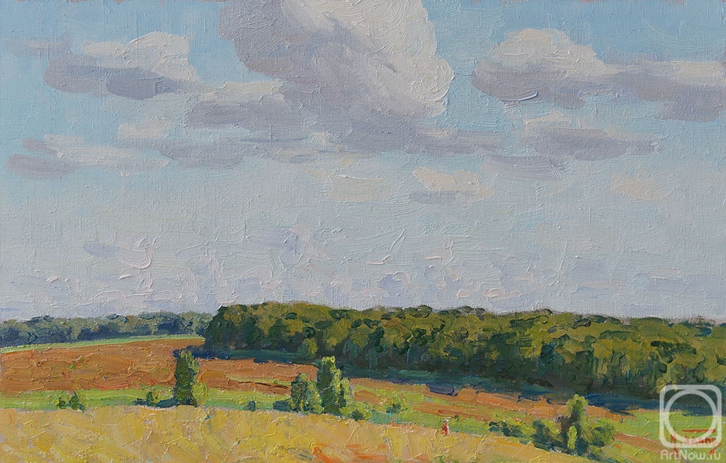 Panov Igor. At the edge of the field
