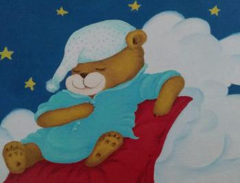 Sweet Dreams! (A Picture Oil To Order). Chuprina Irina