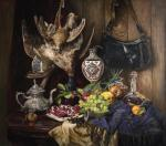 Panov Eduard. Still life with game